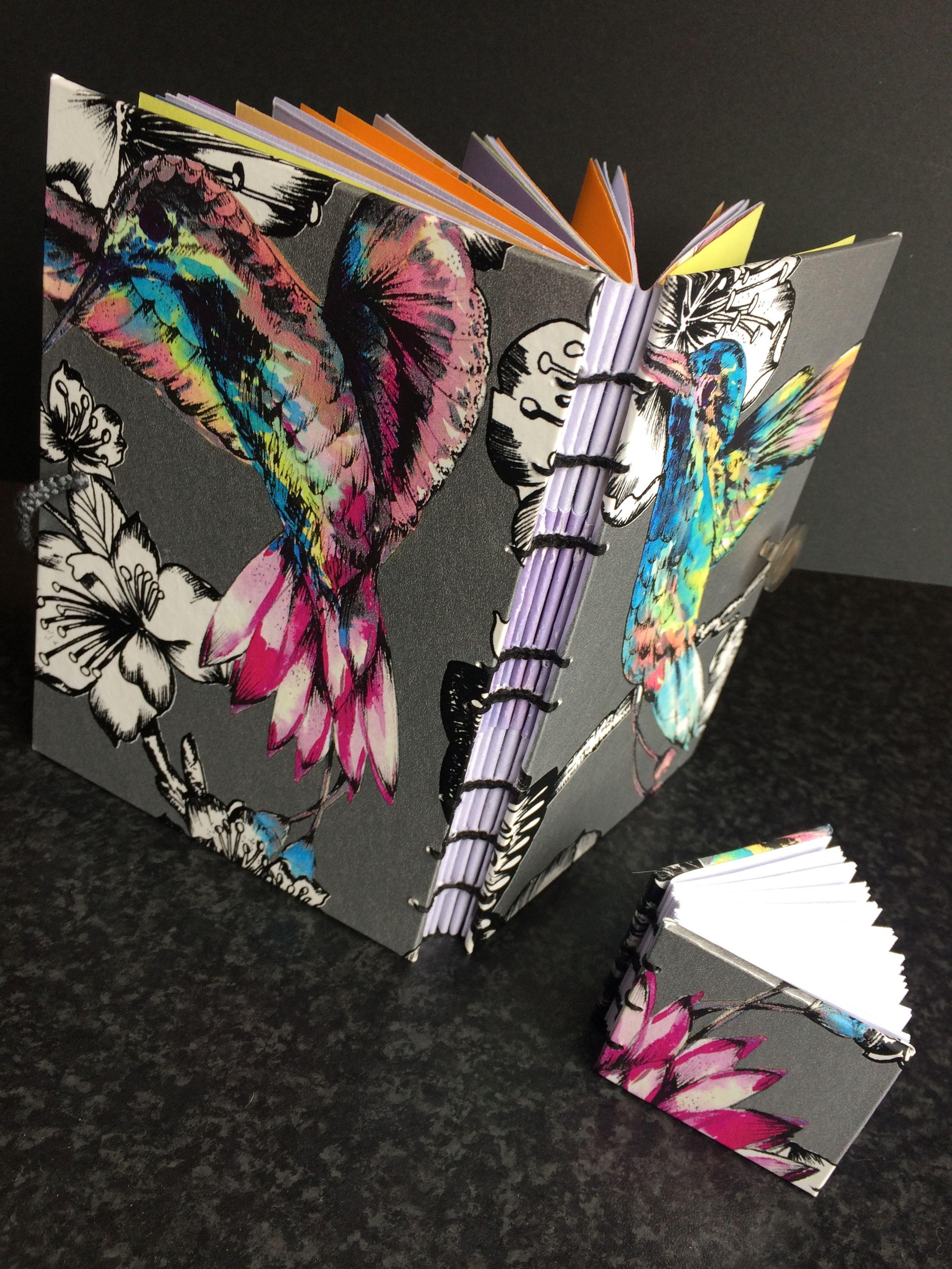 Stitch Papercraft Coptic Stitch Binding Useful Crafts Pinterest