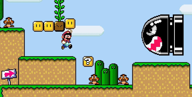 Super Mario Papercraft Super Mario World Mario World