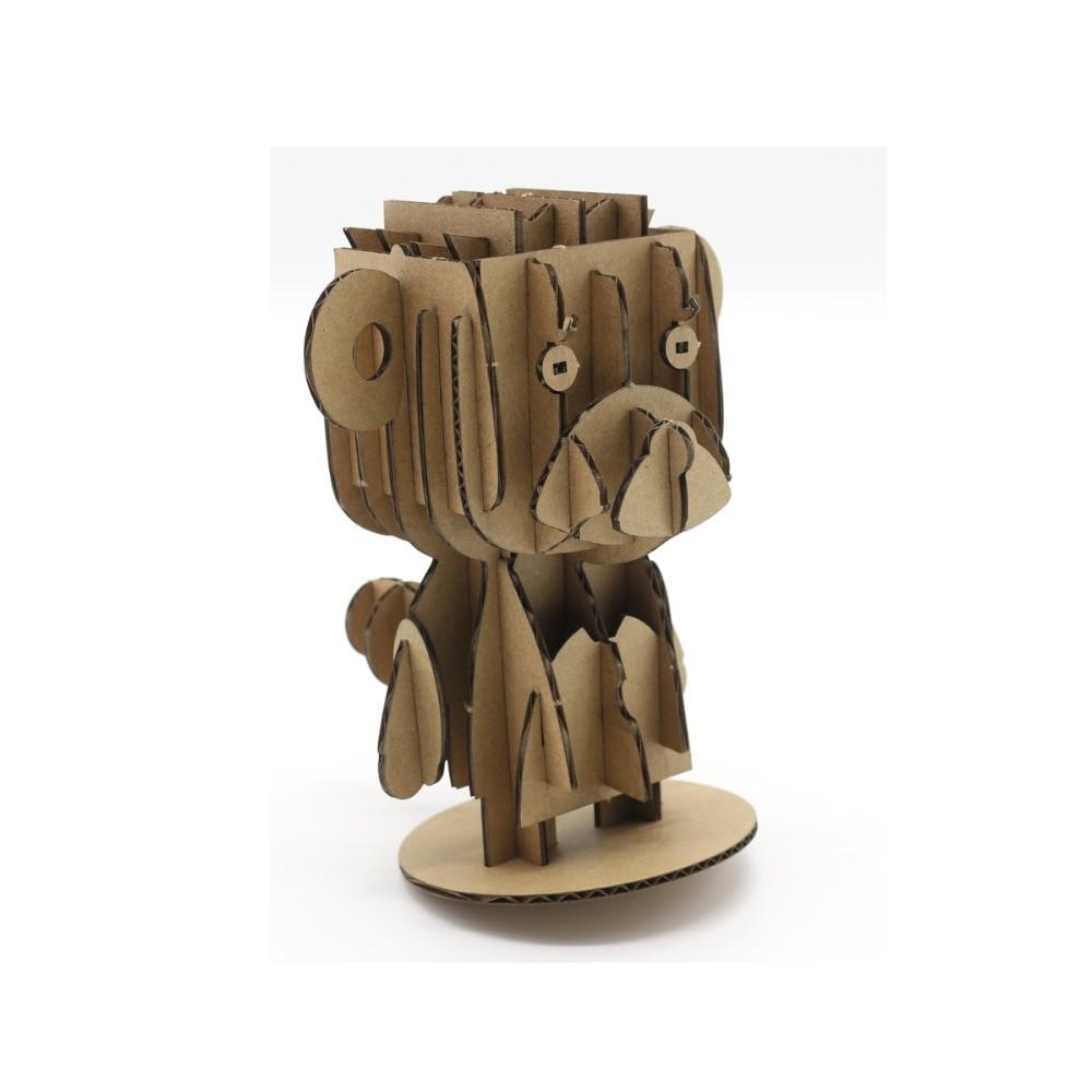 Total Papercraft Paper Umme Dezico Series 3d Jigsaw Puzzle Cardboard Paper Craft