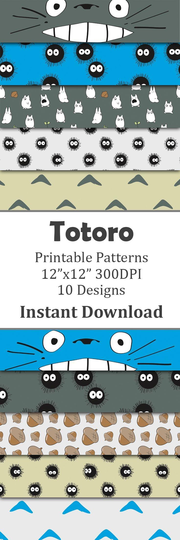 Totoro Papercraft 33 Best Fiesta Cumple totoro Images On Pinterest