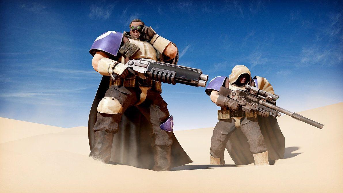 Warhammer Papercraft Desert Sneakers by Joazzz2