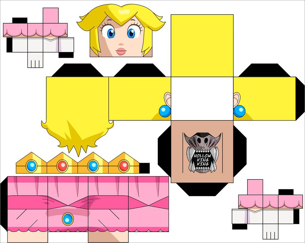 Yoshi Papercraft Yoshi 3ds Papercraft